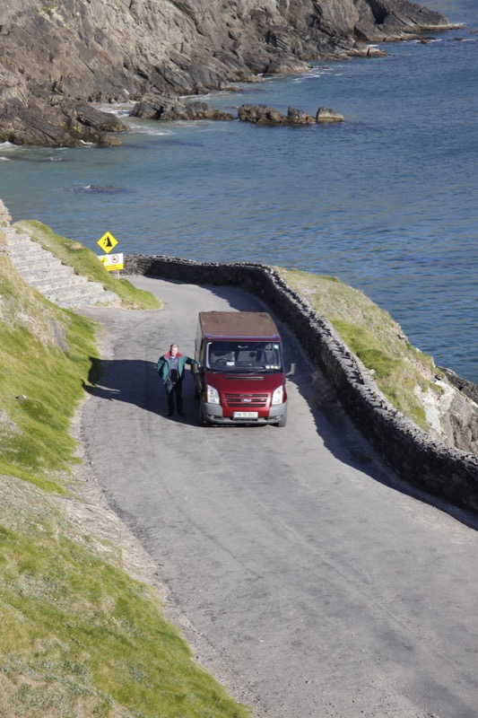 Tour Vehicle - Dingle Peninsula Minibus Tours